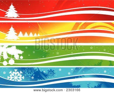 Christmas Banner.Eps