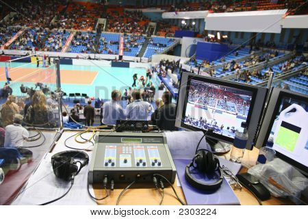 The Place Of Commentator On The Sport