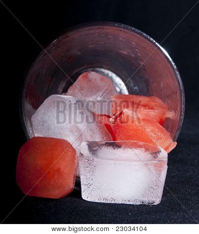Coloured Ice