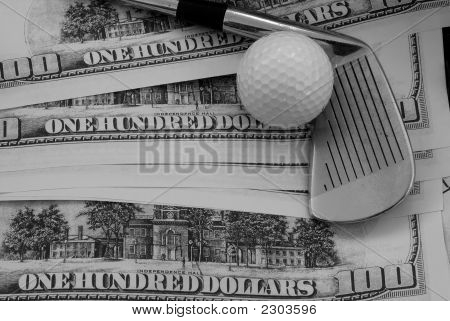 Golf Club, Ball - More Money