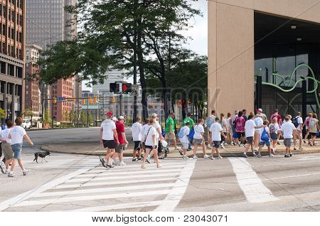 Heart Walk Cleveland