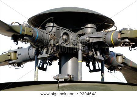 Helicóptero de Rotor Principal