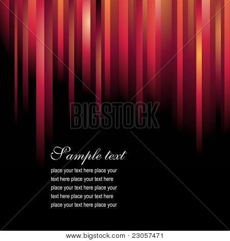 Vertical stripes background