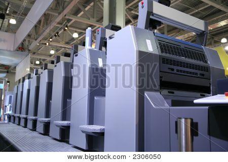 Equipamento de impresso 5