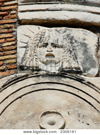 Roman Decoration At The Appia Antica