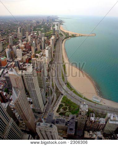 Chicago Waterfront Northward