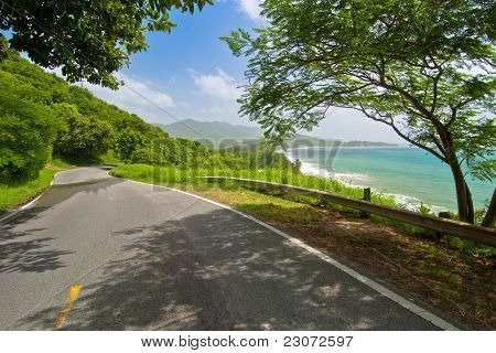 Southern Coastal Road, Puerto Rico