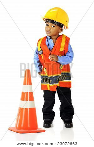Tiny Road Crewman