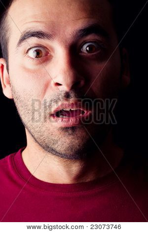 Surprised Male Man