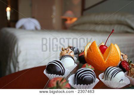 Petit cuatro o cinco estrellas Hotel Snacks
