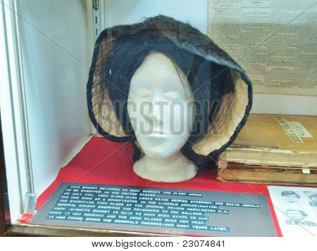 Mary Surratt's Bonnet