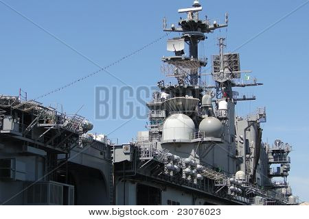 Amphibious Assault Ship Bonhomme Richard, Ldh-6