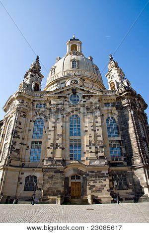Dresdens rebuilt Frauenkirche