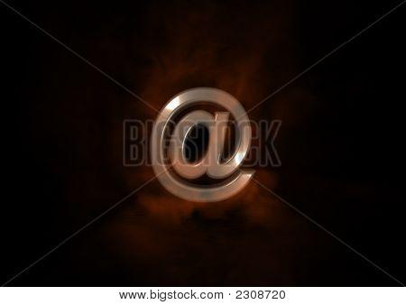 Burn Email Logo