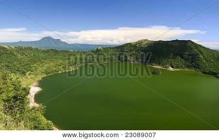 Taal Volcano Carter Tagaytay Philippines
