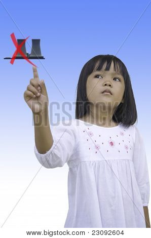 Children unselect nuclear
