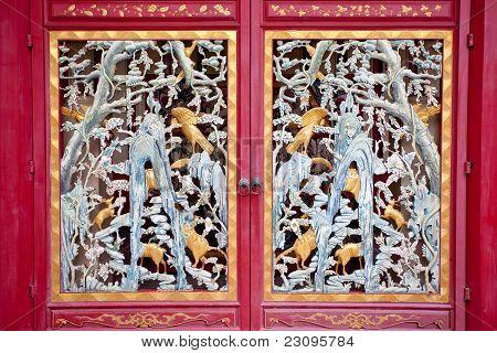 China Door