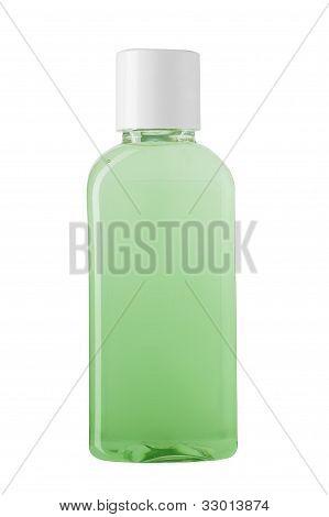 Medical Green Bottle