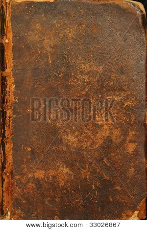 Ancient Bible Cover