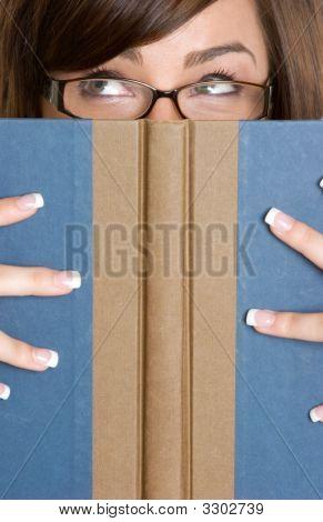 Woman Book Reader