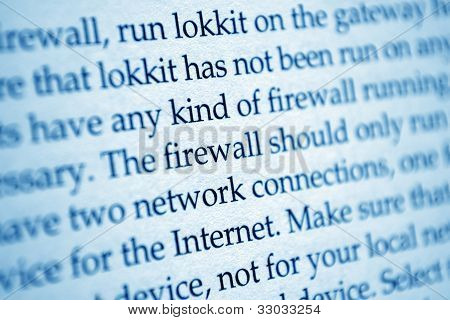 Firewall Network Internet