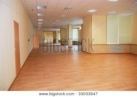 Bright Spacious Lounge, Windows With Shutters, Doors