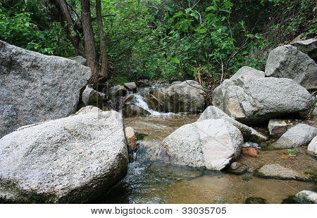 Marshall Canyon Stream