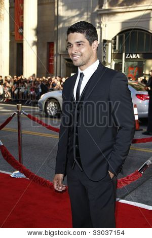 LOS ANGELES - JUNE 27: Wilmer Valderrama arrives at the Premiere of Universal Pictures' 'Larry Crowne' at Grauman's Chinese Theatre on June 27, 2011 in Los Angeles, California