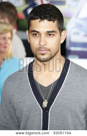 LOS ANGELES - JUNE 18: Wilmer Valderrama at the Premiere of Walt Disney Pictures' 'Cars 2' at the El Capitan Theatre in Los Angeles, California on June 18, 2011.