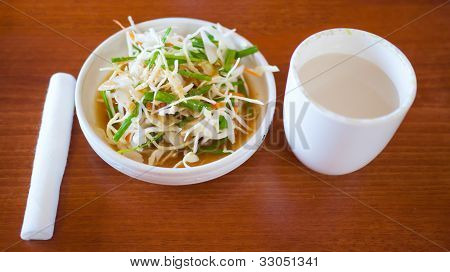 Japan Salad Sesame Oil