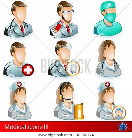 Medical Icons 3