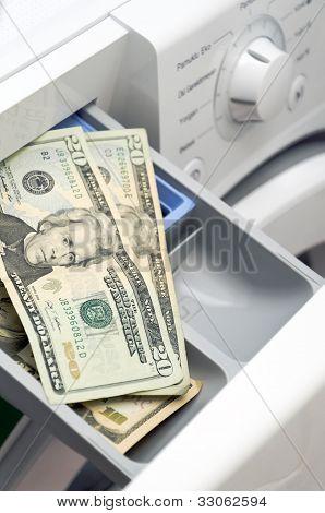 Washing machine of expensive