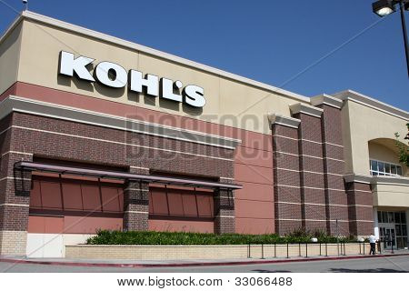 """LOS ANGELES - MAY 16:  Kohl's Exterior  at the American Idol's """"Authentic Icon"""" Collection For Kohl's Fan Event at Kohl's on May 16, 2012 in Alhambra, CA"""