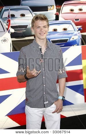 LOS ANGELES - JUNE 18: Kenton Duty at the Premiere of Walt Disney Pictures' 'Cars 2' at the El Capitan Theatre in Los Angeles,  California on June 18, 2011.
