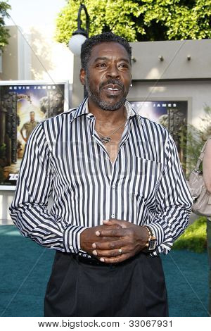 LOS ANGELES, CA - JULY 06:  Ernie Hudson at the premiere of 'The Zookeeper' at the Regency Village Theatre on July 6, 2011 in Los Angeles, California