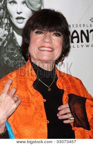 LOS ANGELES - MAY 16:  Jo Anne Worley arrives at the Opening Night of the Play