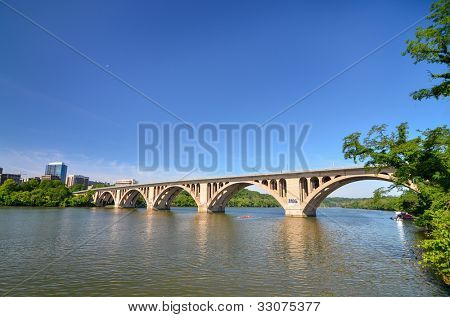 Key Bridge - Washington DC