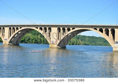 Key Bridge - Washington DC