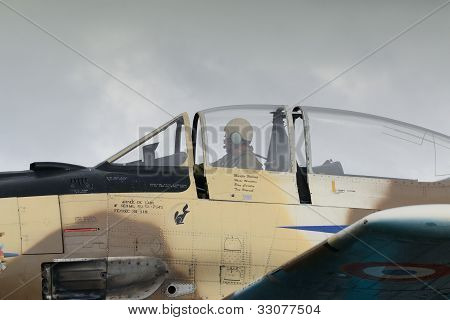 Cockpit do Fennec