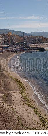 Beach Of Aspra