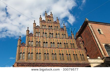 Altes Rathaus Of Hannover