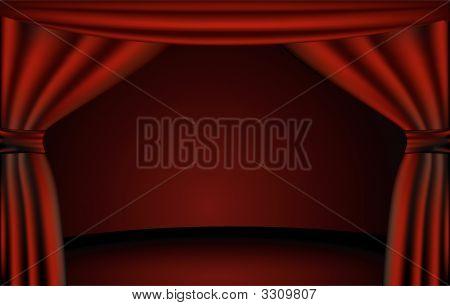 Palco de teatro
