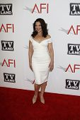 CULVER CITY - JUNE 9: Fran Drescher at the 39th AFI Life Achievement Award Honoring Morgan Freeman h