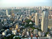 Tokyo City View poster