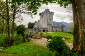 Ross Castle near Killarney, Co. Kerry Ireland