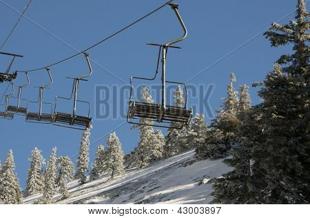 Mt. Baldy Chair Lift