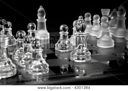 Power Of Chess - View From Corner