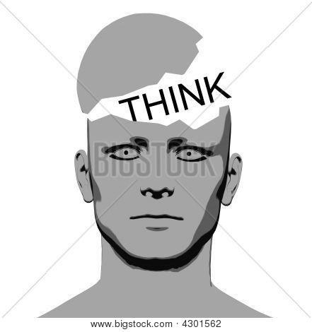 Think Open Top Head