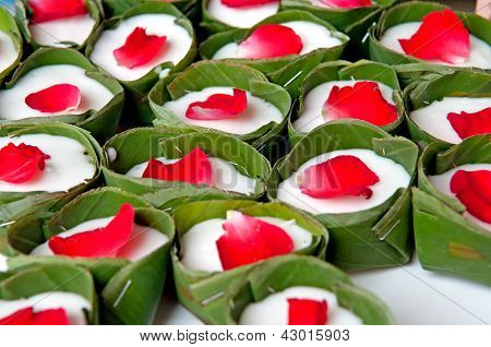 Traditional Thai Dessert