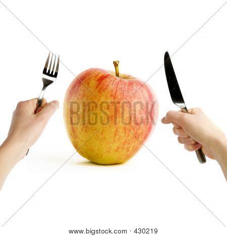 Apple Angriff